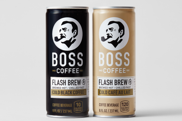 Japan's BOSS Coffee targets US RTD market