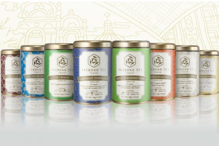 Akebono Tea launches organic line