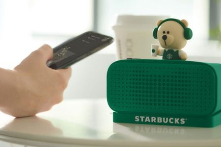 Starbucks and Alibaba launch voice ordering and delivery