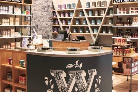 Whittard of Chelsea opens first stores in Taiwan